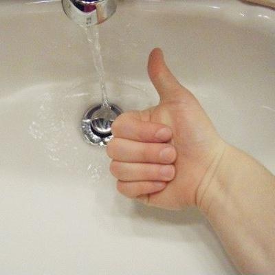 Good Flowing Sink