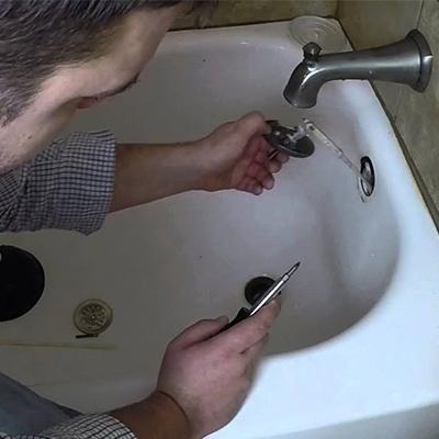 Tub Drains Cleaned